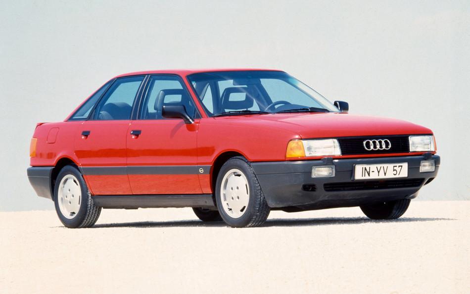Запчасти на Ауди 80 (Audi 80)