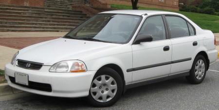 Запчасти на HONDA CIVIC (1999-2000)