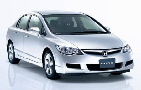 Запчасти для HONDA CIVIC 4D (2005-2008) СЕДАН